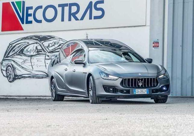 Maserati Ghibli 2021/ Hybrid/ Vecotras/ Specjalny pogrzebowy/ Karawan