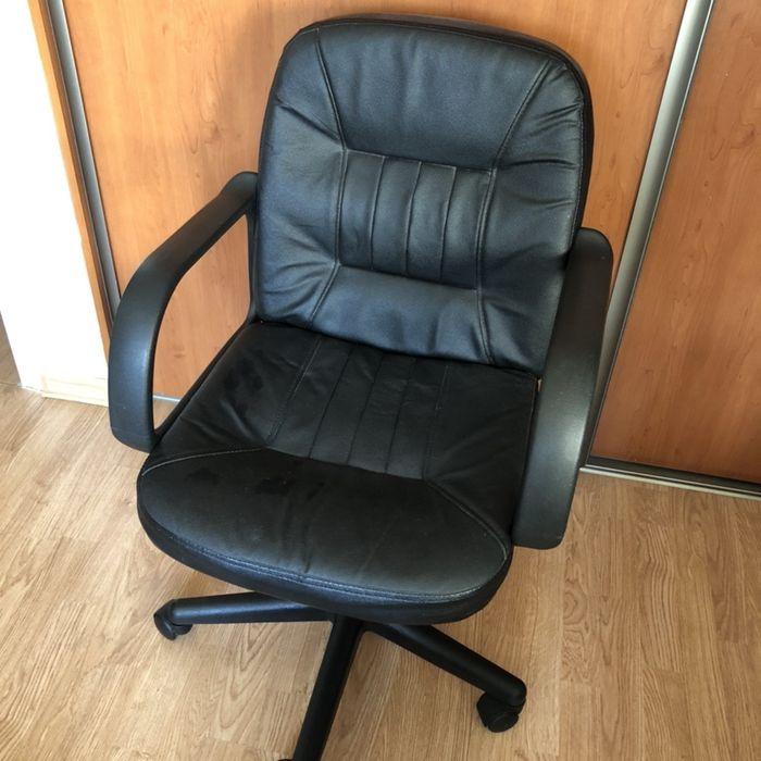 fotel biurowy regulacja wysokosci Kołobrzeg - image 1