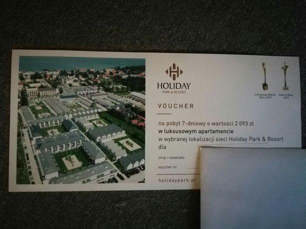 Voucher Holiday Park&Resort 2093zl