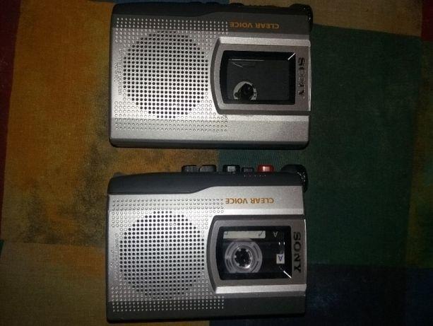 Walkmen Sony TCM 150 Cassette Corder ( 2 szt )