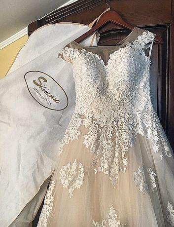 Продам весільне плаття бренду SILVIAMO