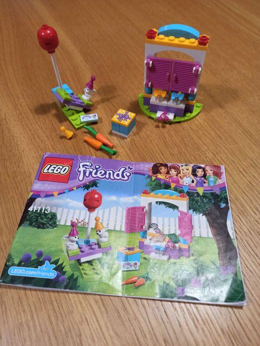 Klocki oryginalne LEGO Friends 41113 z instrukcją Łaziska Górne - image 1