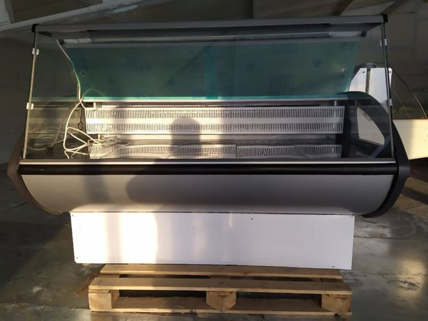 Холодилная витрина бу, витрина холодильная бу 1,6м, Росс Росинка 1,6м