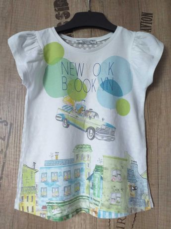 Bluzeczka dla dziewczynki r. 104
