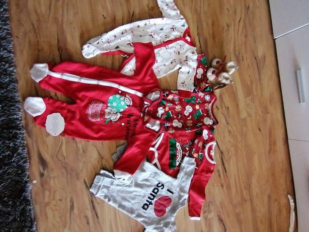 Zestaw ubrań świątecznych