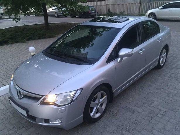 Honda Civic растаможена