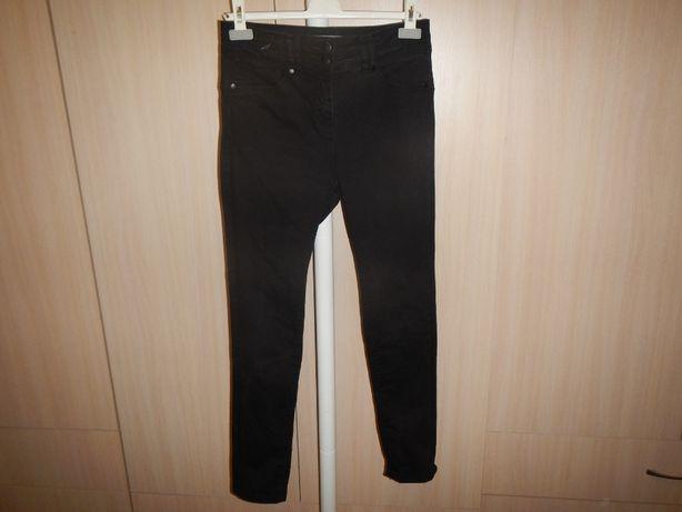 Узкие джинсы next skinny p.46(10) с высокой талией