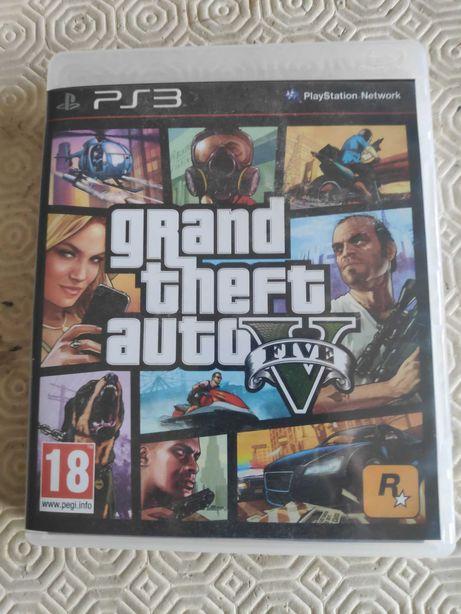 Jogo Grand Theft Auto V PS3