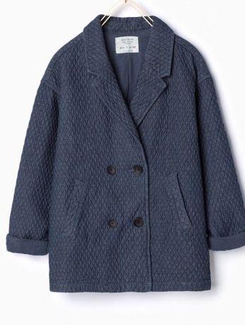 Пальто куртка Zara 8-10 и 10-12л