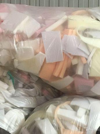 отходы поролона