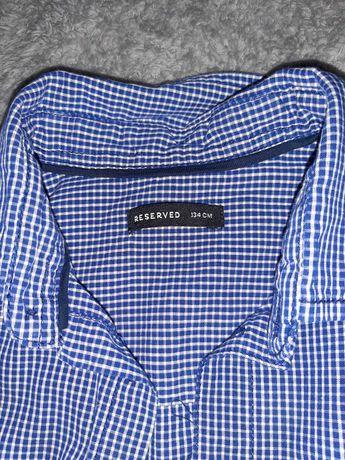 Koszula Reserved 134 rozm.