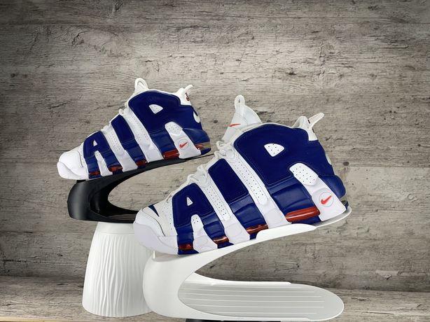 42.5р Оригинальные кроссовки NIKE AIR MORE UPTEMPO 96/ Jordan Adidas P