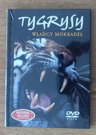 Tygrysy władcy mokradeł - film DVD