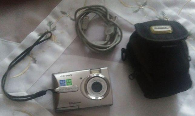 aparat cyfrowy olympus fe-140