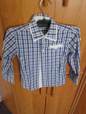 Koszula wizytowa dla chłopca 122