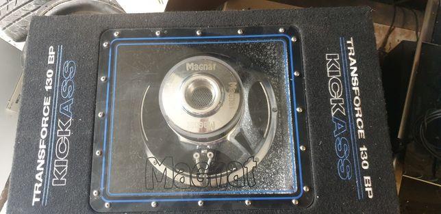 tuba subwoofer pasywny bass Magnat Transforce 130bp 1400W