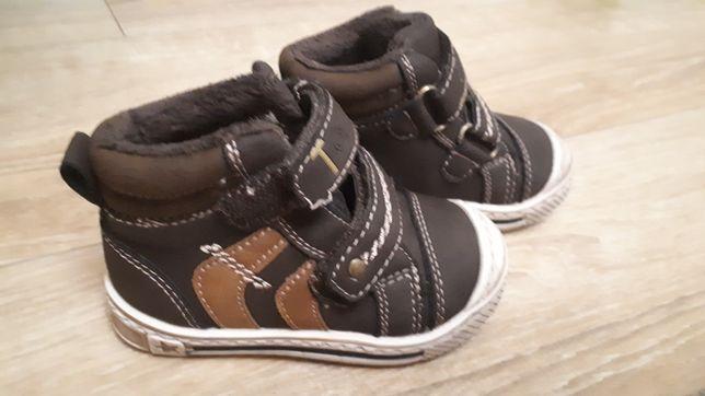 Buty  19 chłopięce