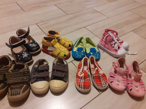Buty dzieciece dziewczece