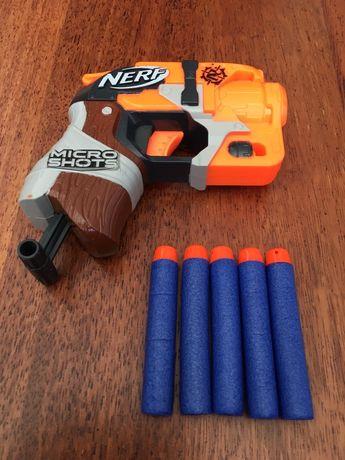 Nerf Microshots Hammershot