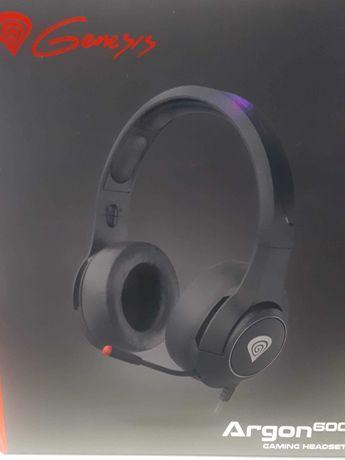 Słuchawki genesis argon600 gamingowe gwarancja