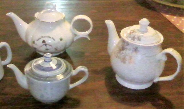 Bule para Chá em Porcelana fina da China