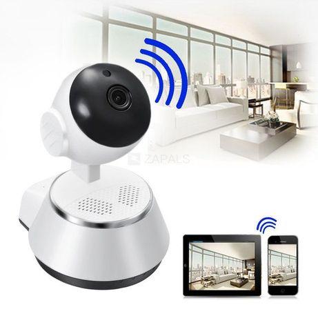 Цифровая IP камера V380-Q6 HD, Wi-Fi управление смартфоном N701