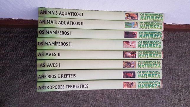 Livros Segredos da Natureza