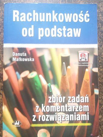 Rachunkowość od podstaw Małkowska
