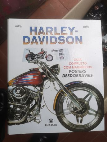 Miniaturas Harley-Davidson