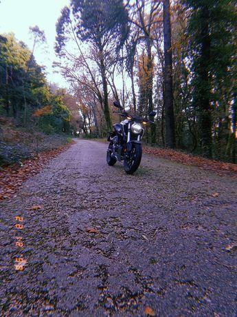 Honda CB125R Neo café