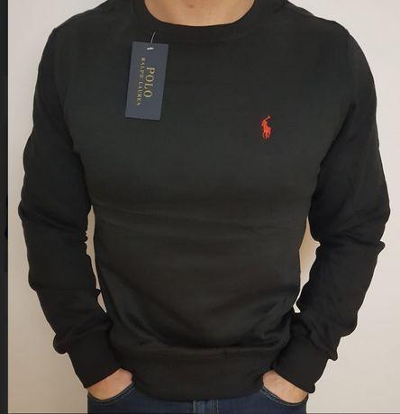 Czarna bluza męska Ralph Lauren r. L