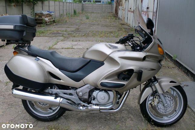 Honda NTV 650 Deauville Zadbana Faktura