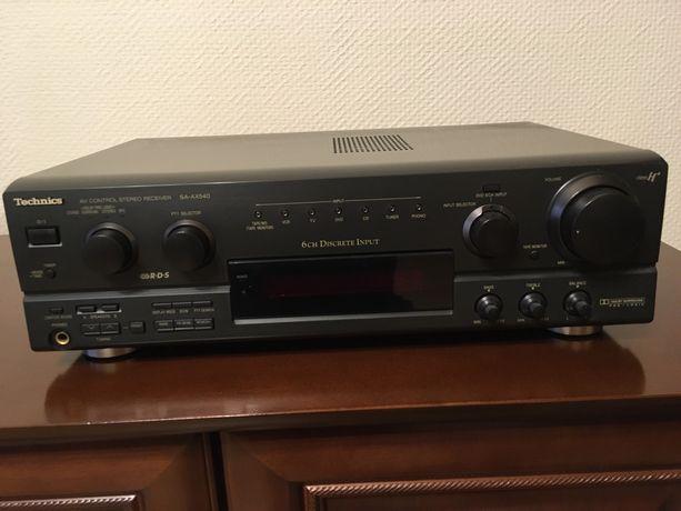 Amplituner Technics SA-AX540