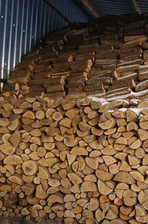 drewno kominkowe opalowe liściasta