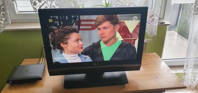 Tv sprawny super okazja LG 27 cali