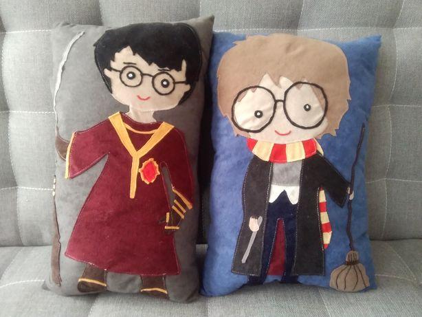 Poduszka Harry, rękodzieło