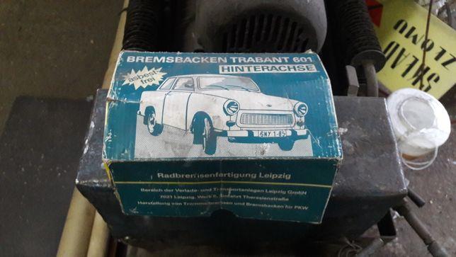 Oryginalne szczęki hamulcowe do Trabanta 601