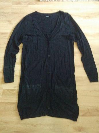 Swetr nowy czarny dłuższy esmara rozm S