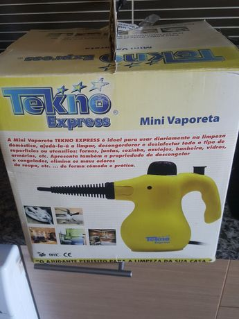 Mini Vaporeta Tekno Express