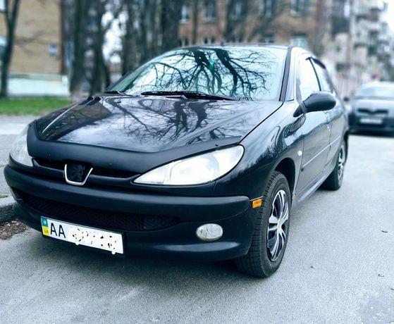 Peugeot 206 акпп, 1,6i 110л/с 2005 г/в