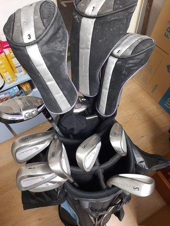 Set de golfe + saco Inesis completo para senhora ou jovem