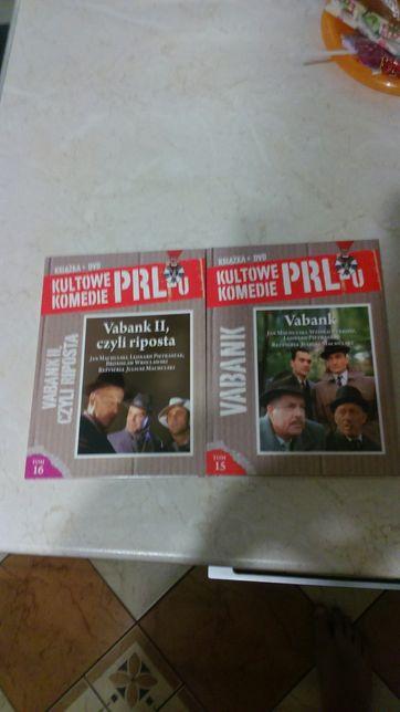Vabank i vabank 2 czyli riposta dvd