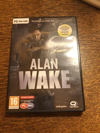 PC DVD -ROM Allan Wake+ epizody: sygnał i pisarz