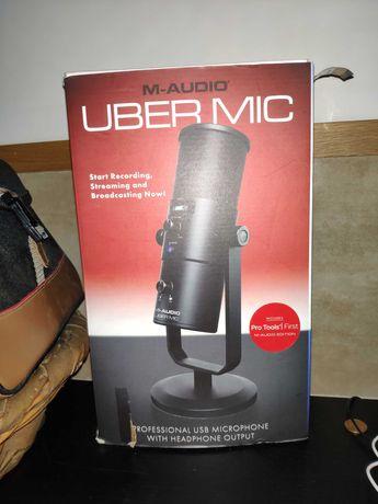 Microfone Uber Mic