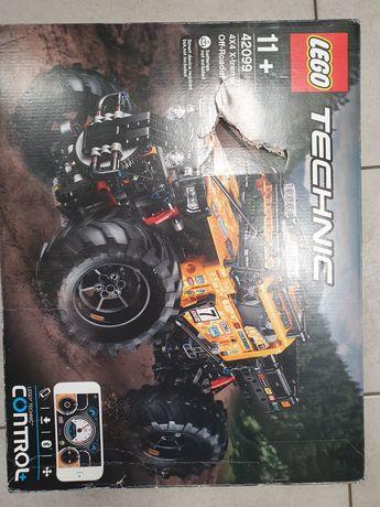 Nowe klocki Lego 42099 Zdalnie sterowana terenówka odbiór na Śląsku