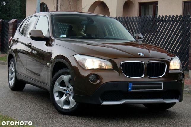 BMW X1 18d Xdrive Krajowy 1WŁ 2.0 Diesel 143KM 92.000KM Stan Idealny! Zadbana