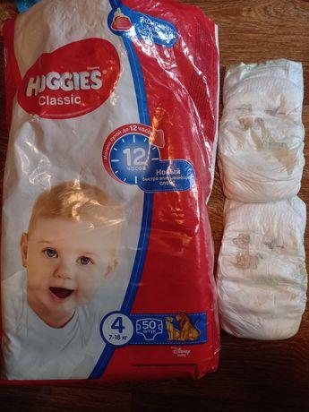 Памперсы Подгузники  Huggies Classic 4, Libero 5 для плавания