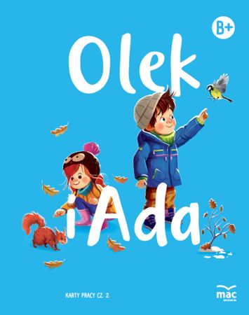 Olek i Ada - B+ - karty pracy cz. 2