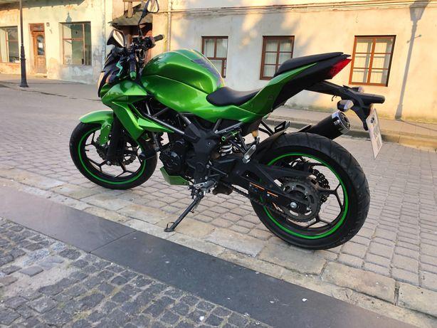 Мотоцикл Kawasaki Z250SL