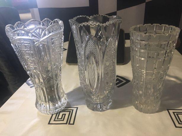 Хрустальні вази
